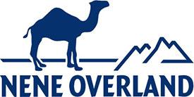Nene Overland logo BLUE flipped