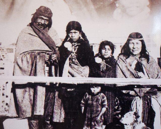 Tehuelche family